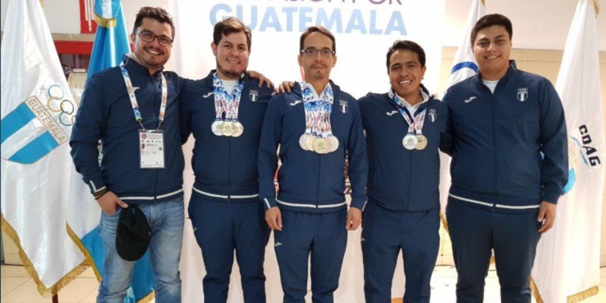 Se despiden triunfantes de los Juegos Bolivarianos