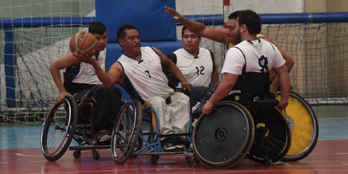 Juegos Paranacionales de baloncesto en silla de ruedas y natación 2017