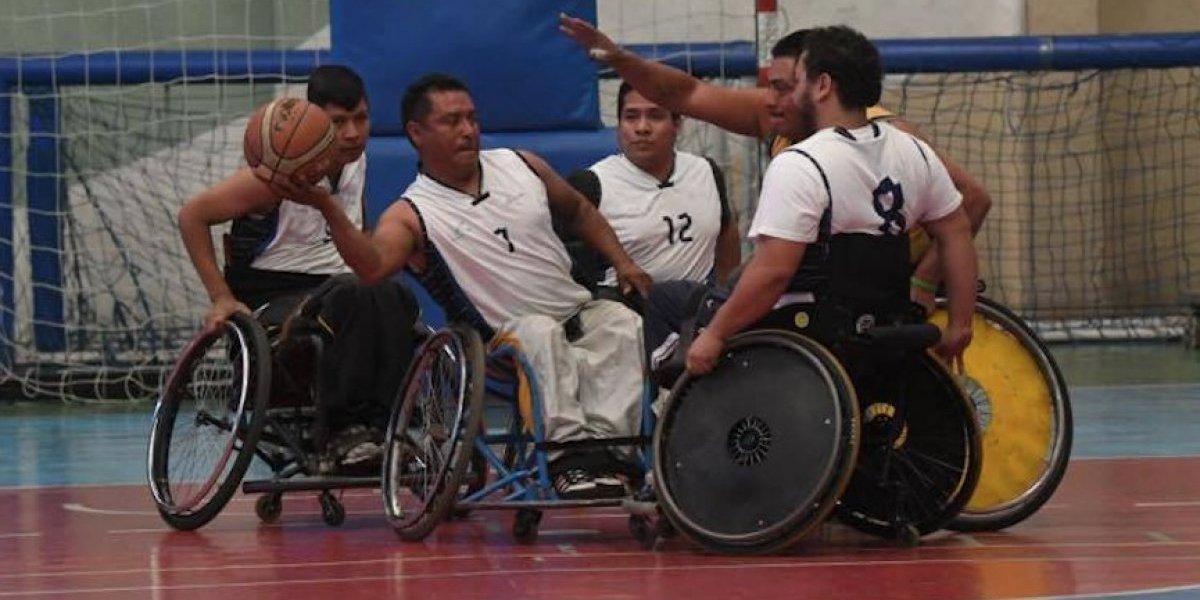 Momentos intensos se vivieron en los Juegos Paranacionales