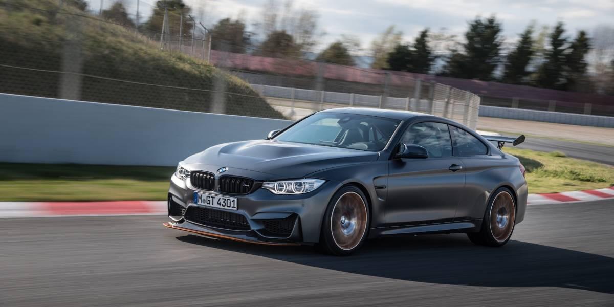 El impresionante BMW M4 GTS se devela en Chile