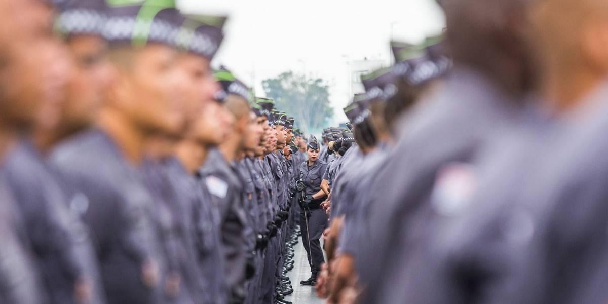 A cada cinco dias, um policial militar é morto em São Paulo