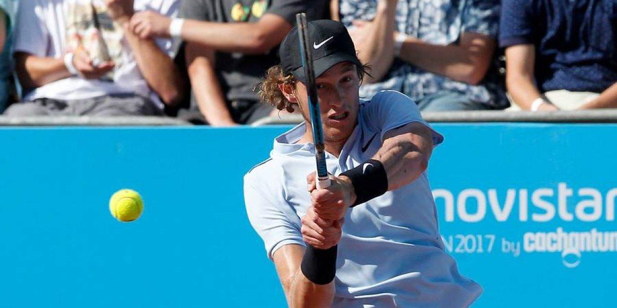Nicolás Jarry se queda con el Challenger de Santiago 2 e ingresa al Top 100 del ATP