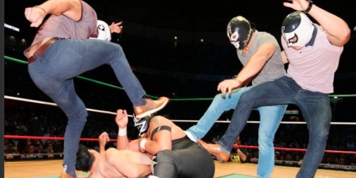 Rayo de Jalisco se llevó la victoria ante Cien Caras en función de Leyendas