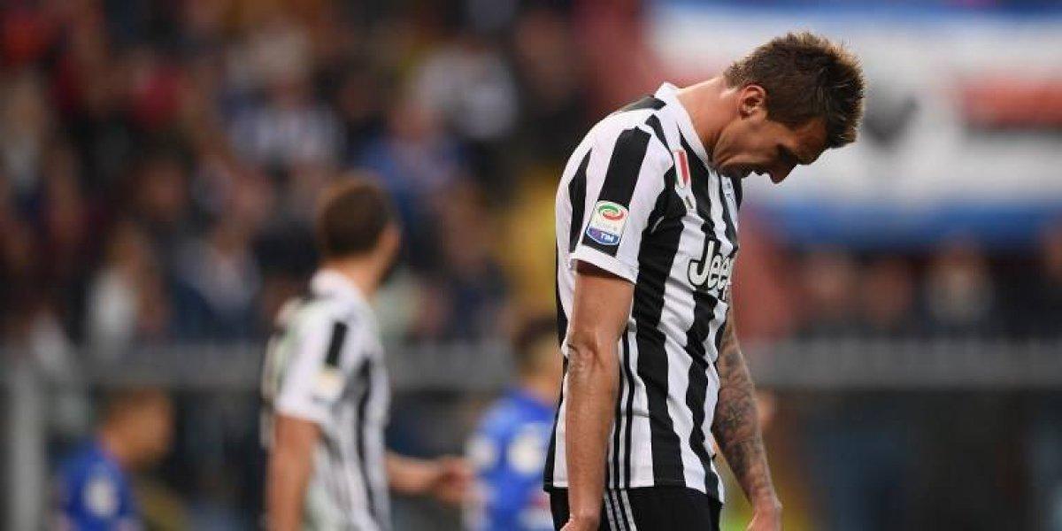 Increíble: Juventus pierde ante la Sampdoria en infartante encuentro