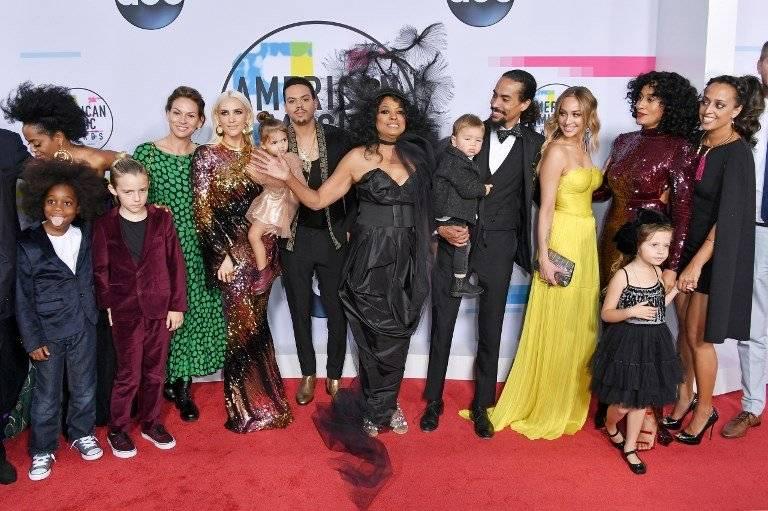 Diana Ross en los American Music Awards
