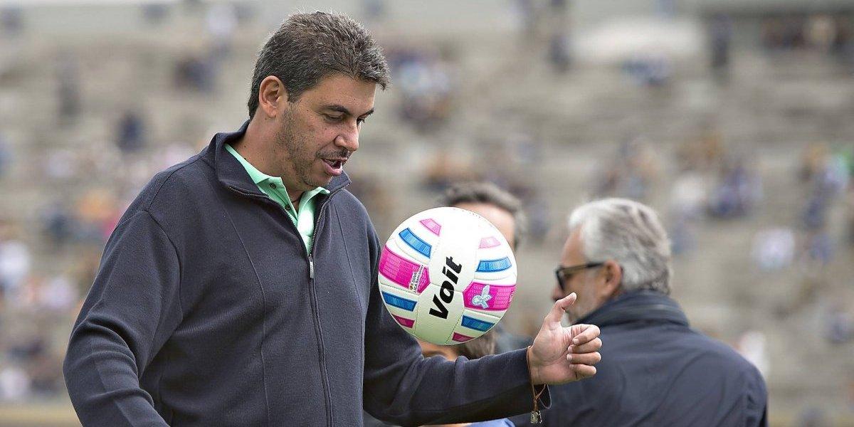 Elias Ayub triste por la situación de Pumas y manda nota