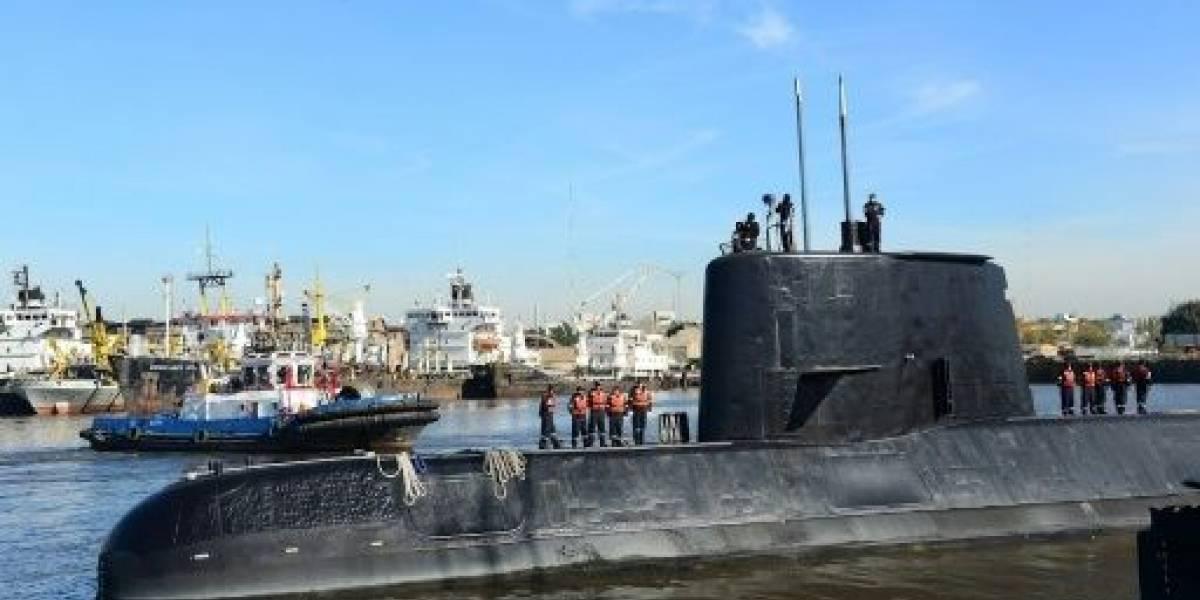 Extreman búsqueda de submarino argentino tras llamados esperanzadores