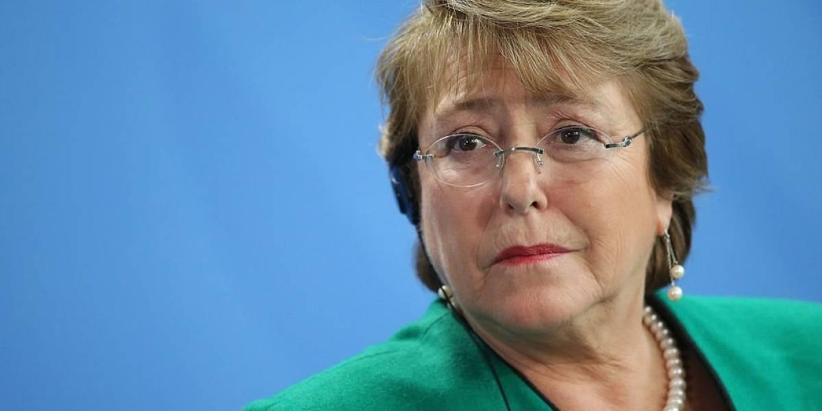 """""""Le estaremos eternamente agradecidos"""": el emotivo adiós de Michelle Bachelet a Luis María Bonini"""