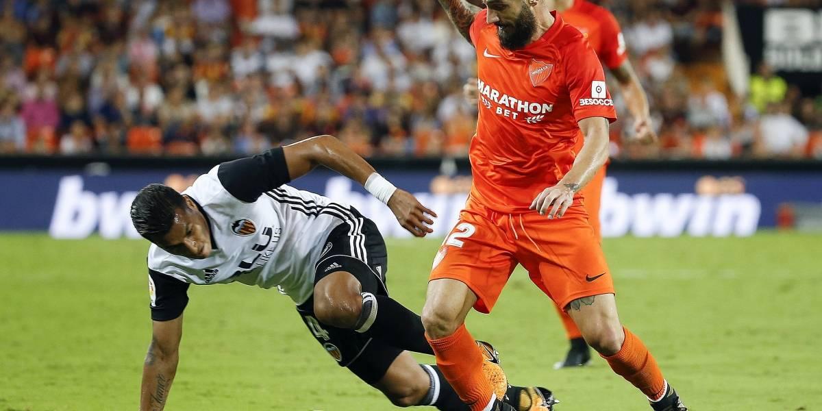 Jeison Murillo se lesionó y no podría jugar contra el Barcelona