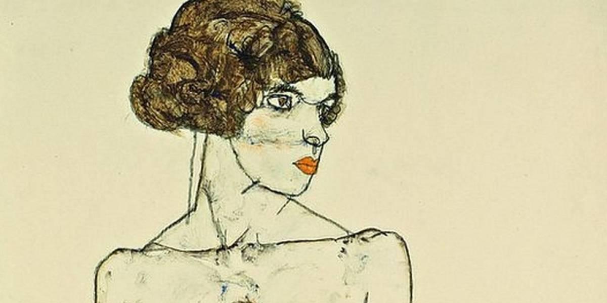 Por qué los desnudos que Egon Schiele pintó hace 100 años siguen siendo demasiado atrevidos para mostrarlos