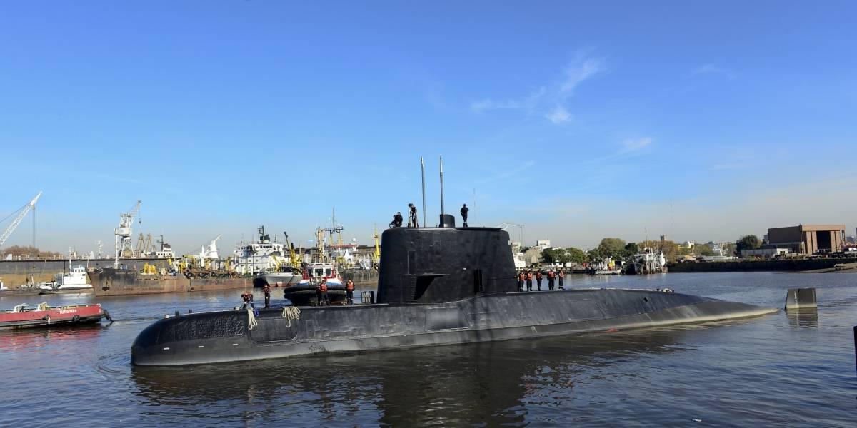 Desaparición del submarino ARA San Juan mantiene en vilo a Argentina