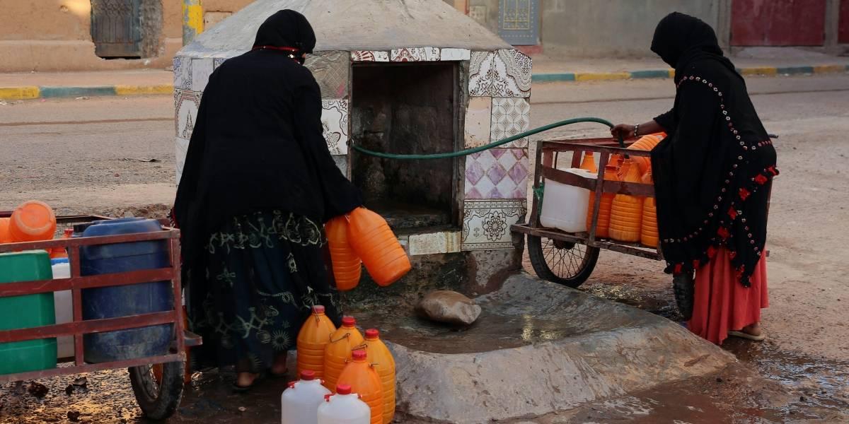 Donación de alimentos termina con 15 personas muertas — Marruecos