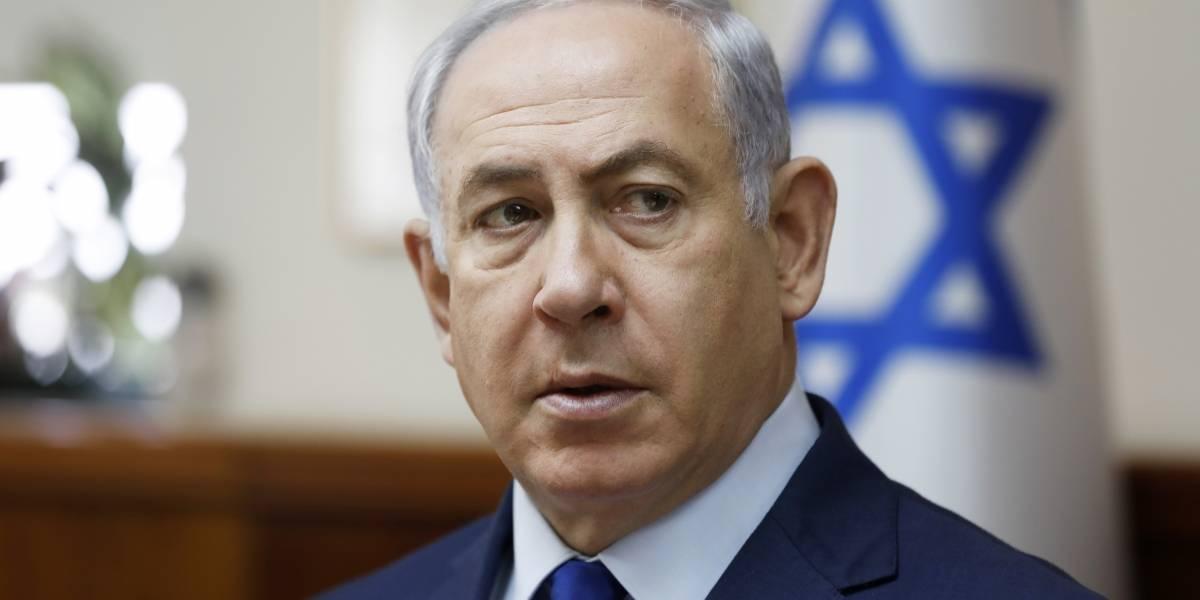 Interrogan a Benjamin Netanyahu por denuncias de corrupción