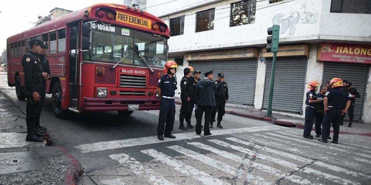 VIDEO. Ataque armado en el Centro Histórico deja varios heridos