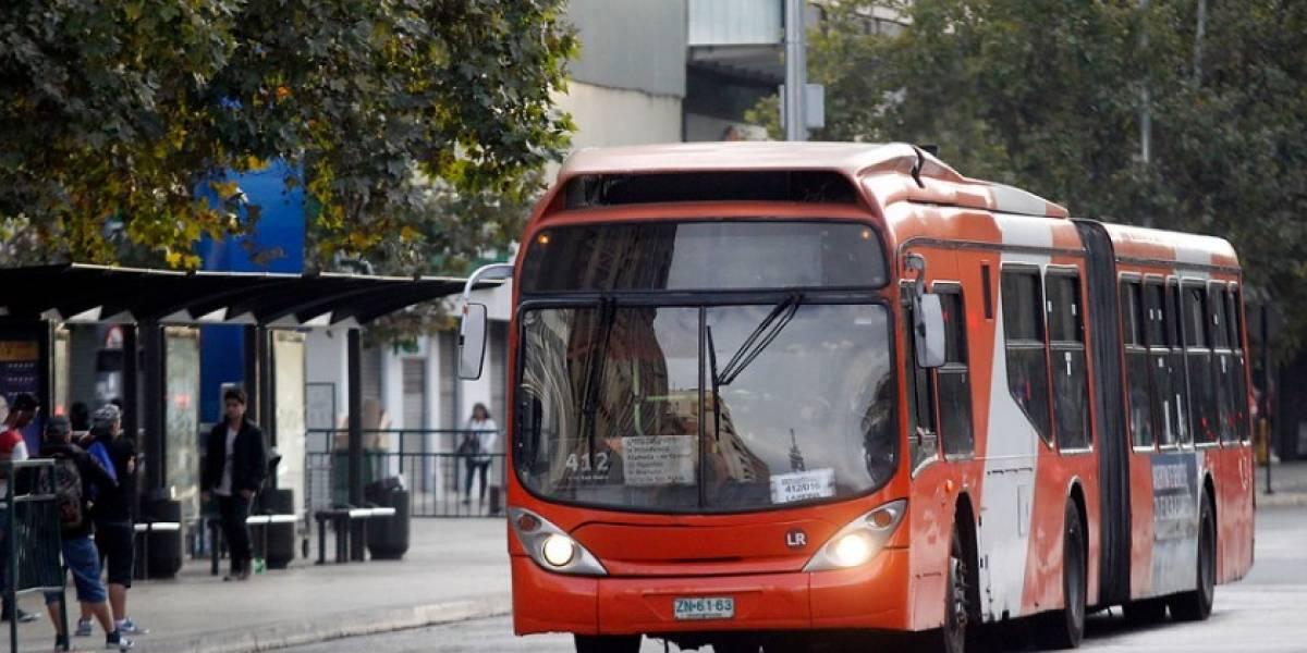 TDLC ordena al gobierno suspender licitación del Transantiago