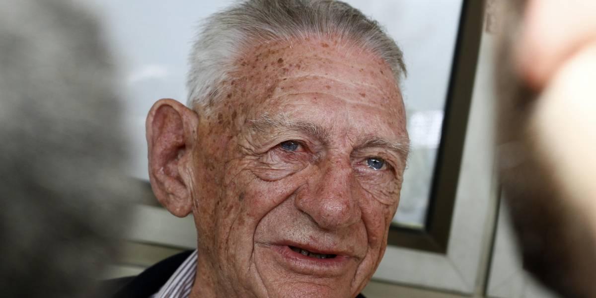 Fallece el ex comandante en jefe de la Fuerza Aérea Fernando Matthei a los 92 años de edad