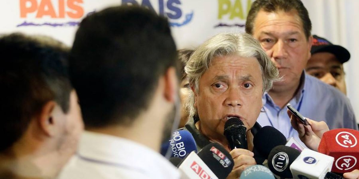 """Los presidenciales que se quedaron cortos """"festejan y evalúan"""" su futuro en la política chilena"""