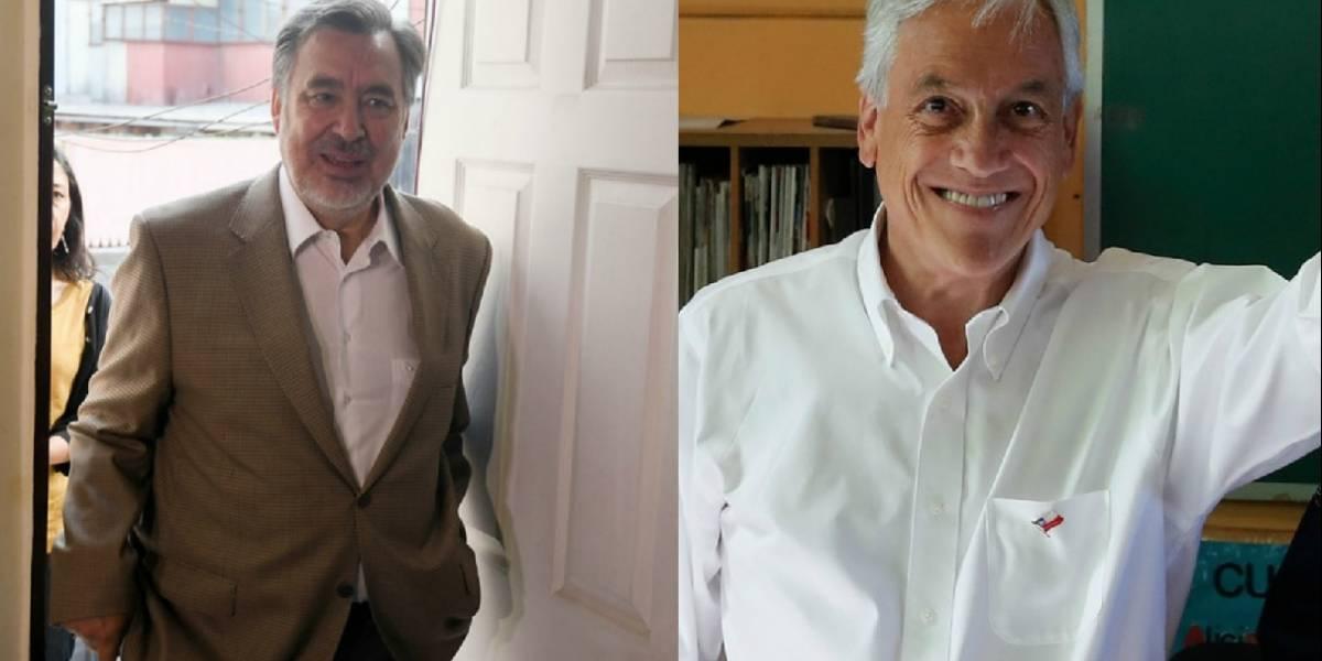 Elecciones 2017: Sebastián Piñera se impone en China y Alejandro Guillier se queda con el triunfo en Australia