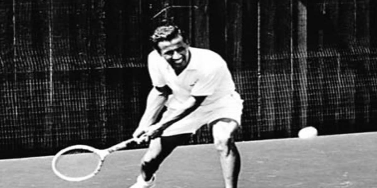 Pancho Segura falleció a sus 96 años