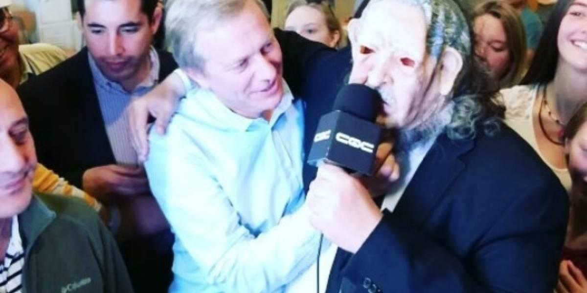 """Elecciones 2017: Las aventuras de """"CQC"""" en su regreso a la TV"""
