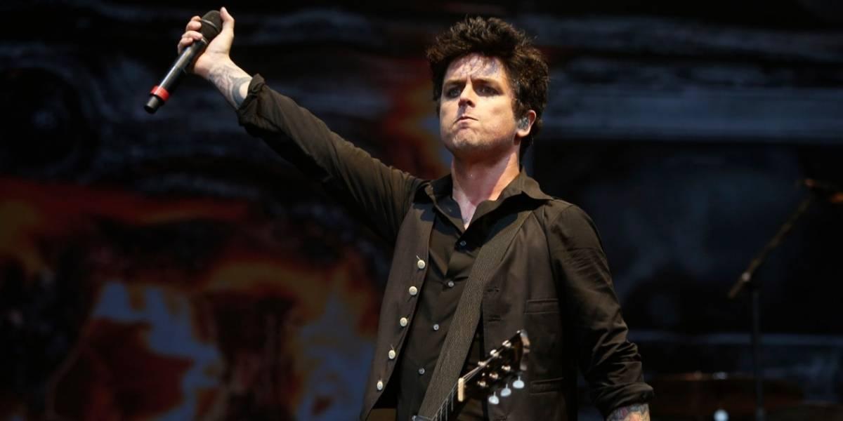 ¡Green Day es más que sus canciones! Así lo demostró en Colombia