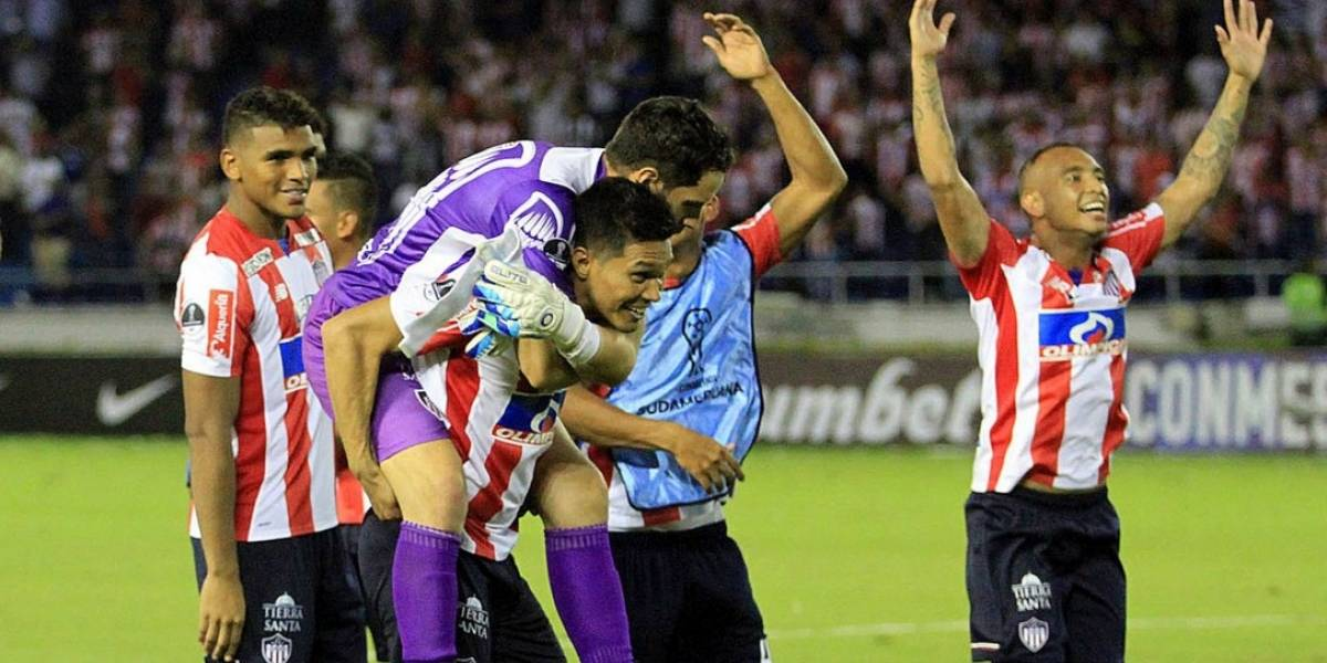 ¿Se va Sebastián Viera del Junior de Barranquilla?