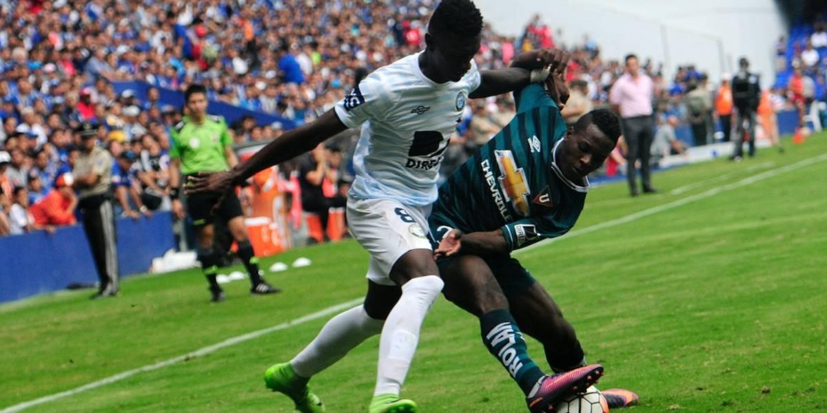 Liga de Quito pierde ante Guayaquil City