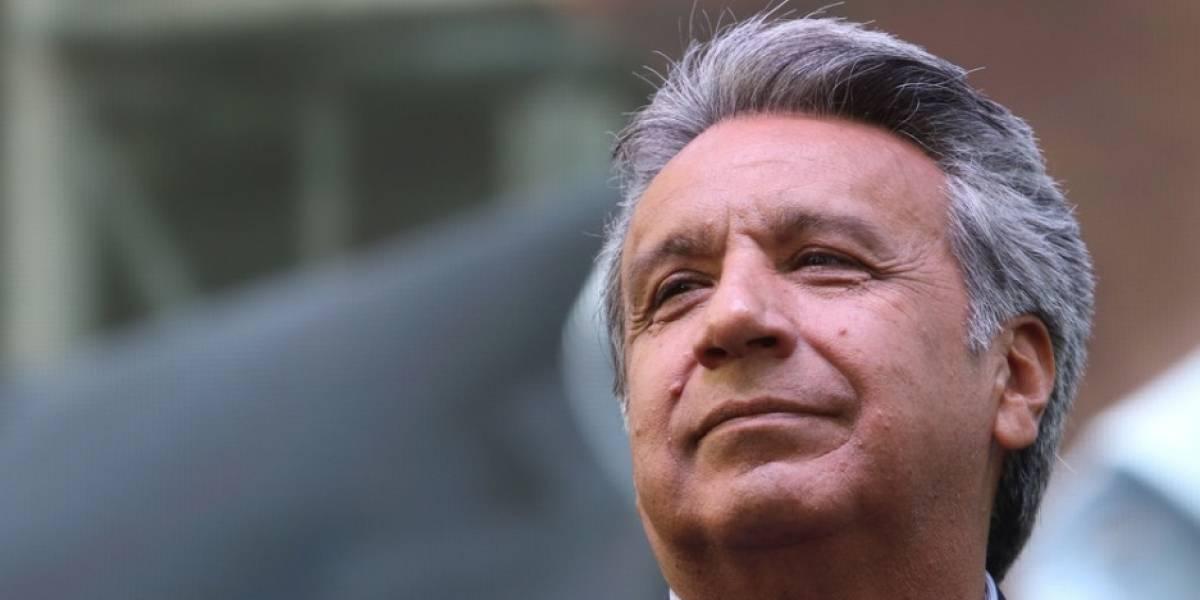 Lenín Moreno lamenta fallecimiento de extenista Pancho Segura
