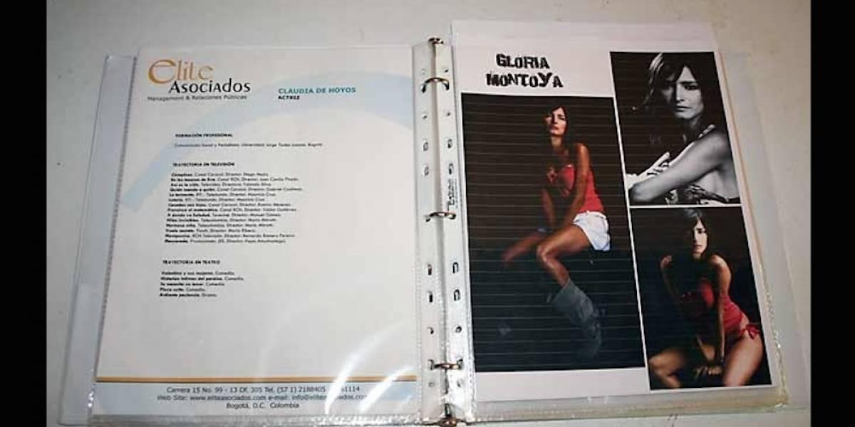 El catálogo sexual de actrices para 'El Chapo' y sus amigos