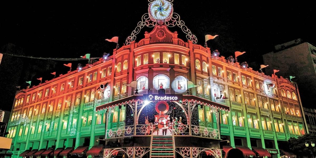 Veja como será o Natal em Curitiba