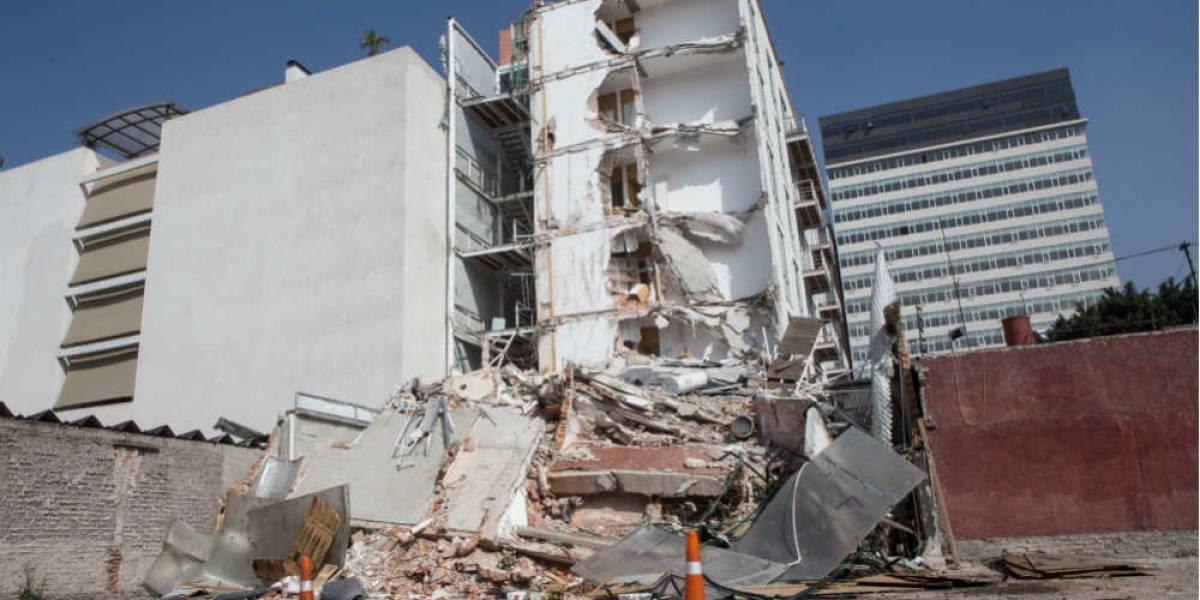 Demolerán 88 edificios en la Ciudad de México tras 19-S