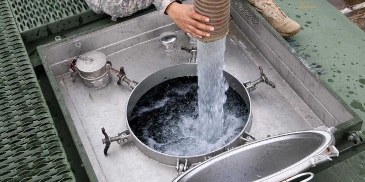 Falso rumor de que AAA se llevará el servicio de agua para proteger sistema