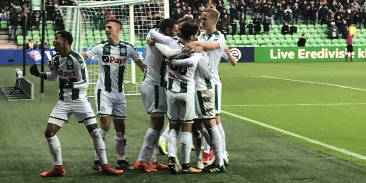El mexicano Antuna y Groningen vuelven al triunfo en Holanda