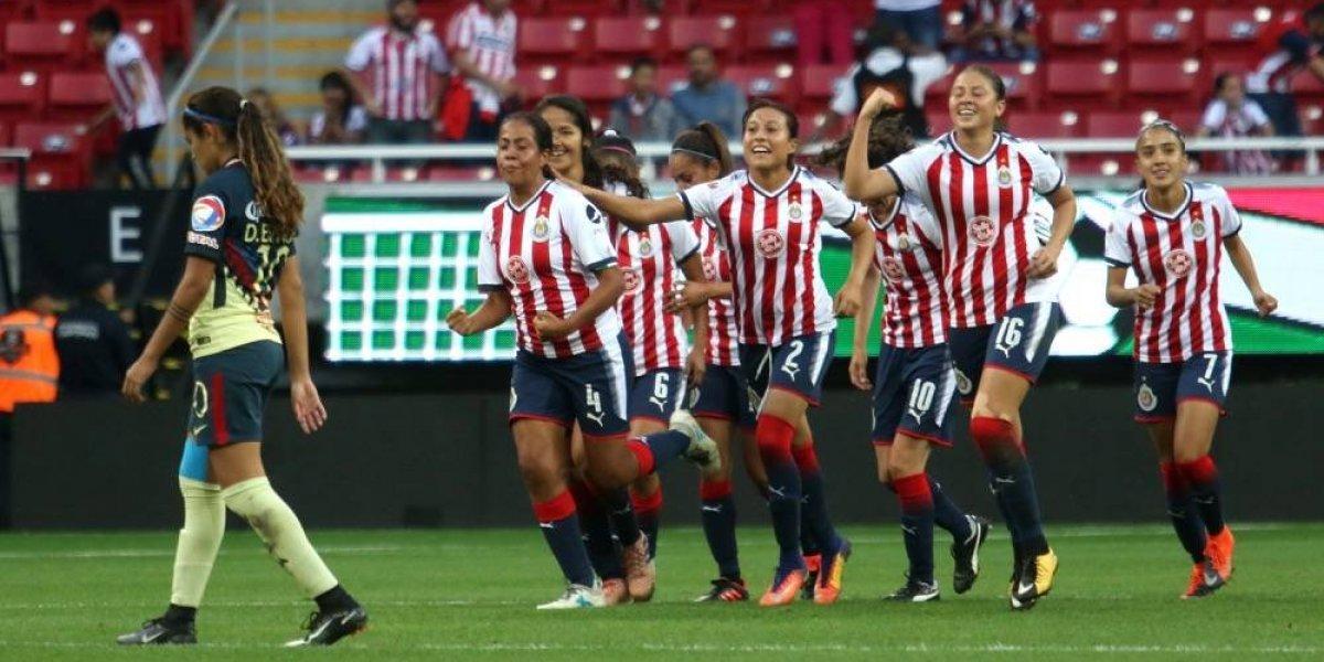 Chivas y Pachuca, por la gloria de la Liga MX Femenil