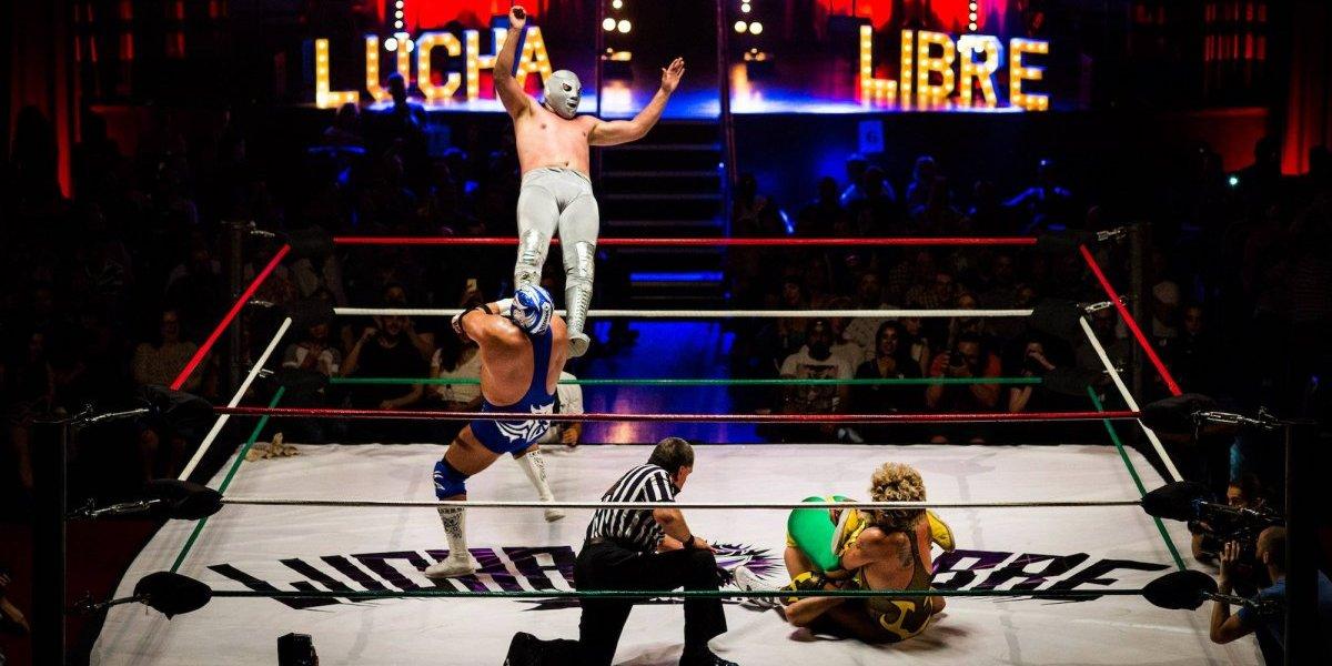 Publisport te regala pase doble para la Lucha Libre