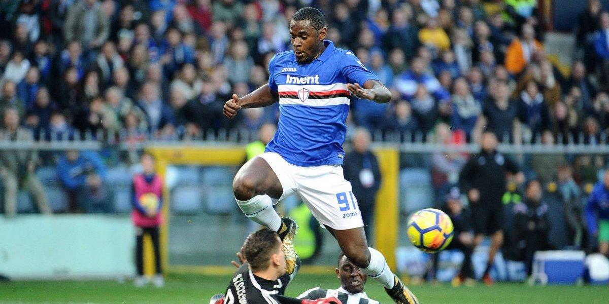 De manera sorpresiva, Juventus perdió frente al Sampdoria