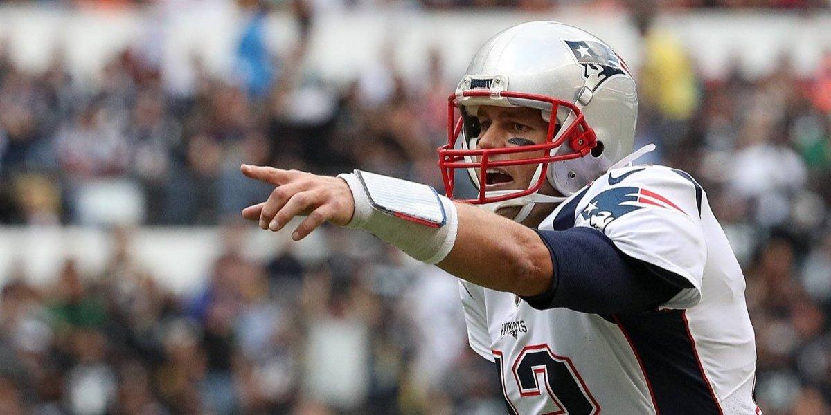 Tom Brady, el jersey más solicitado del aficionado en el Estadio Azteca