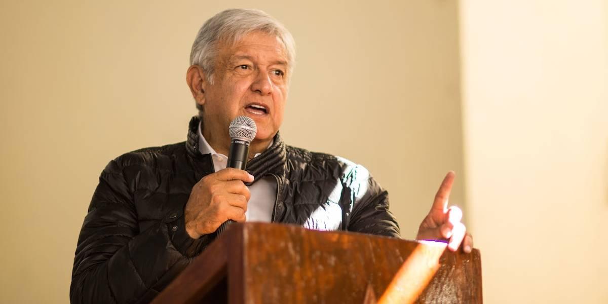 Candidato presidencial de Morena será elegido por encuesta: AMLO