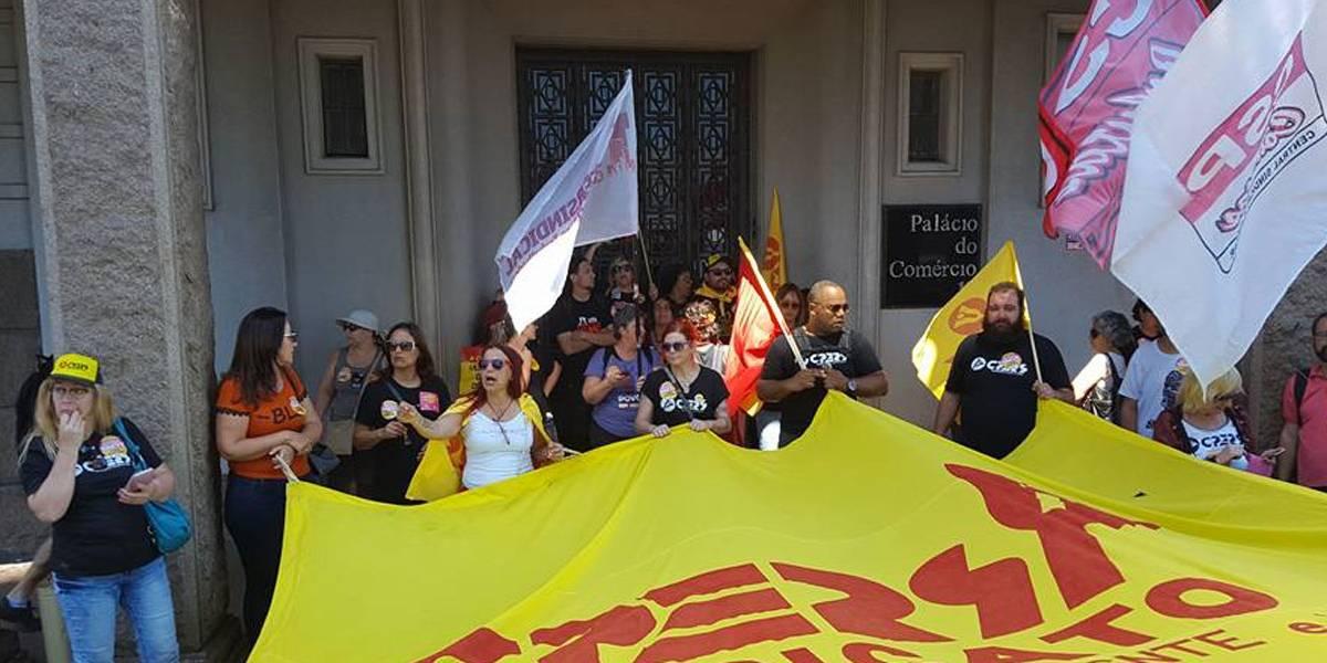 No Rio Grande do Sul, professores voluntários vão minimizar greve do Cpers