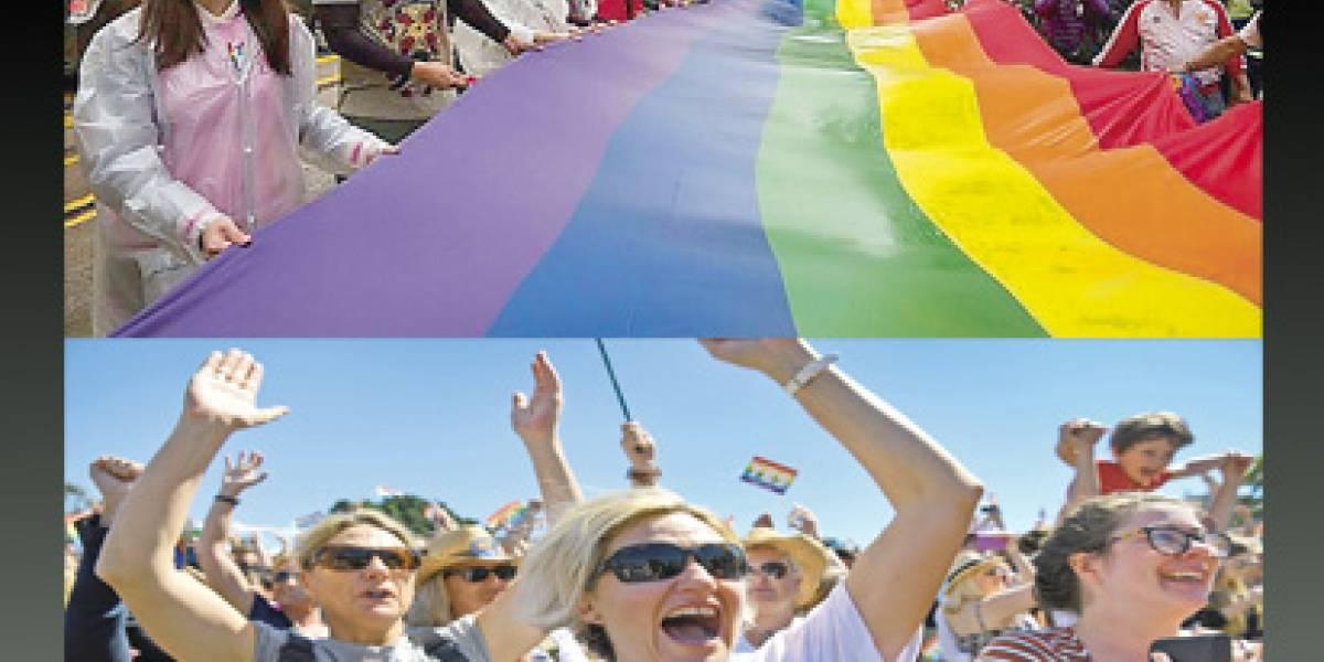 Las dos caras de la homosexualidad en el mundo