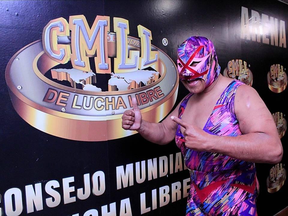 Giovanni García/CMLL