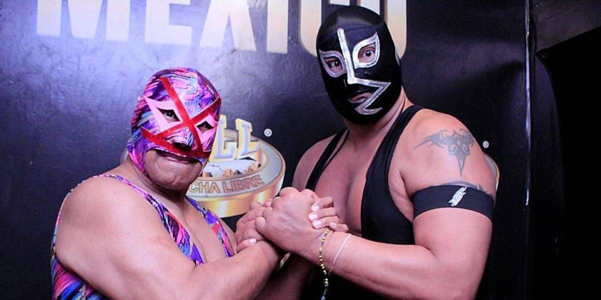 Rivalidad entre Rayo de Jalisco Jr. y Cien Caras vuelve a encenderse