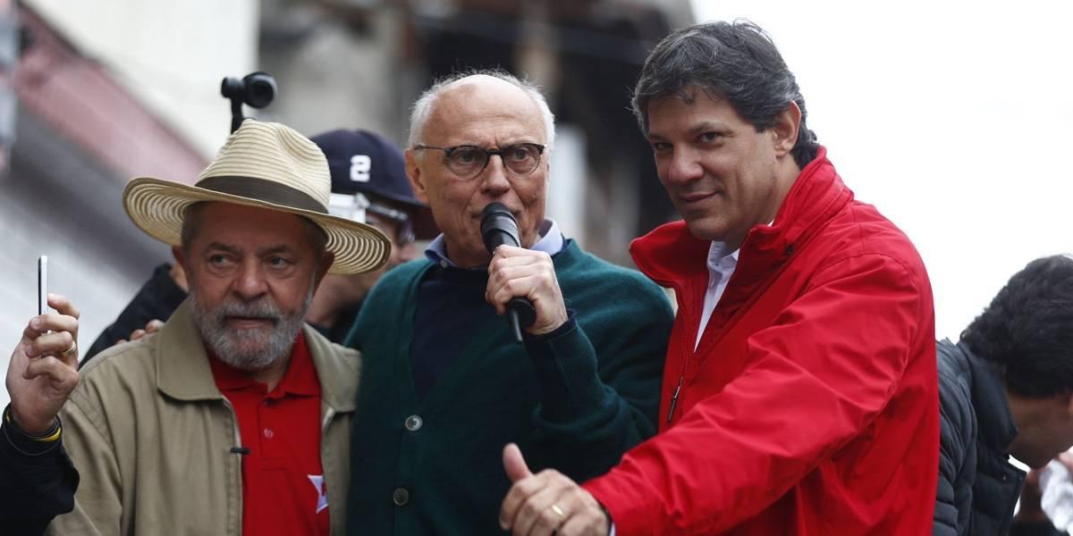 Lula quer lançar chapa com Haddad e Suplicy para eleições em 2018