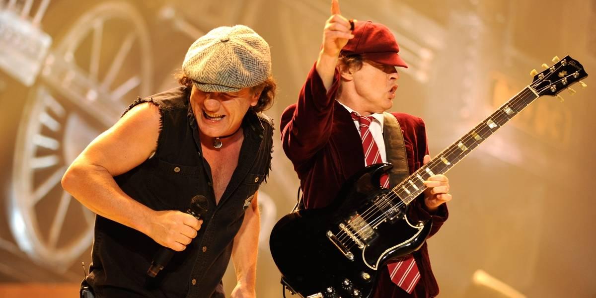 Artistas lamentam morte de Malcolm Young, fundador do AC/DC