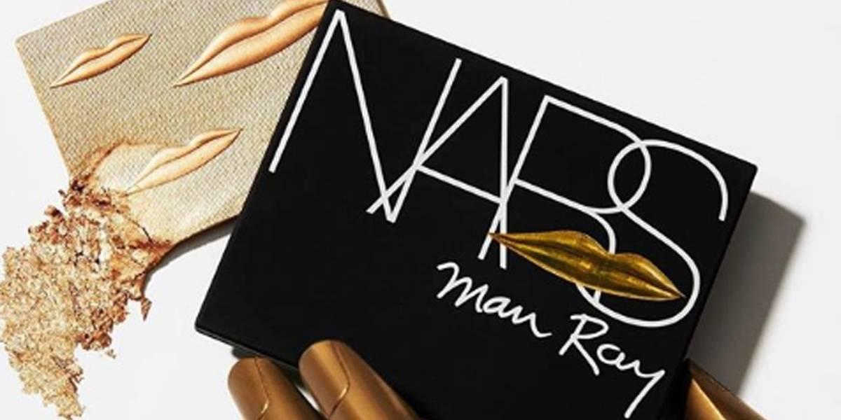 Man Ray inspira coleção de marca de maquigem