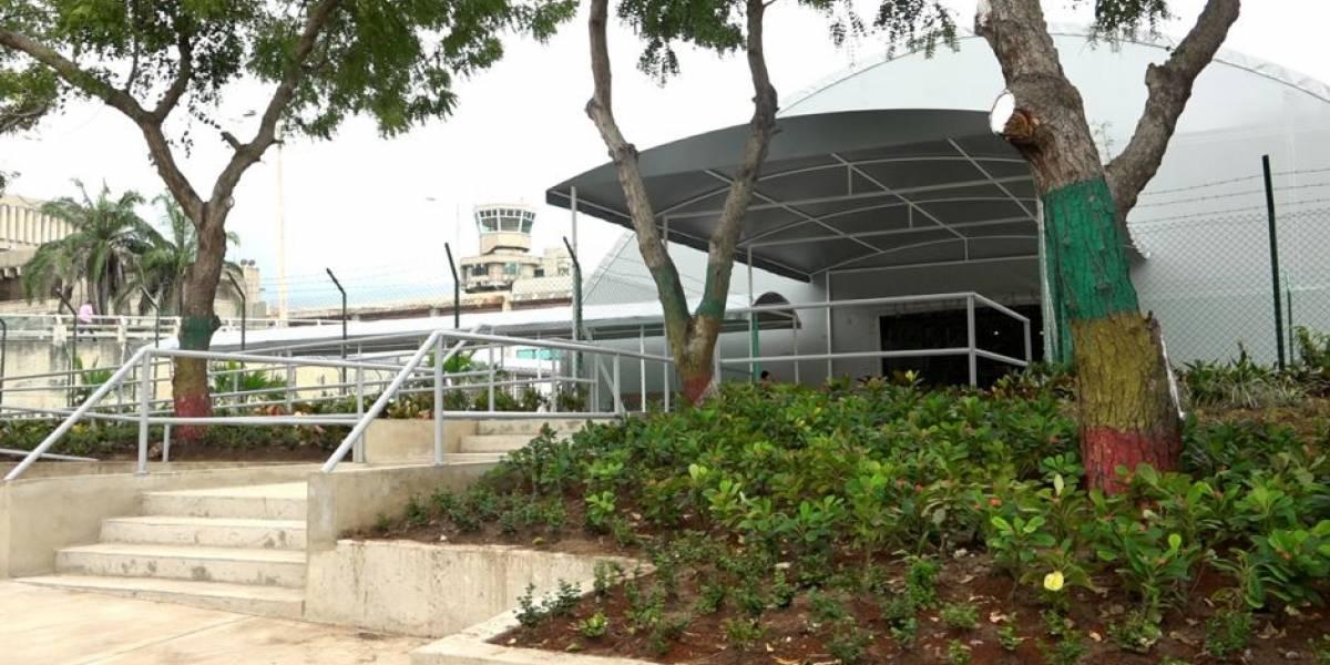 Por modernización cambiarán zona de chequeo del Aeropuerto de Barranquillla