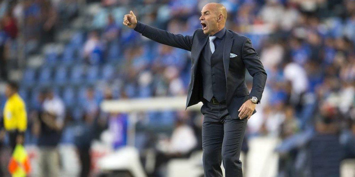 VIDEO: El emotivo discurso de Paco Jémez para alentar a sus jugadores