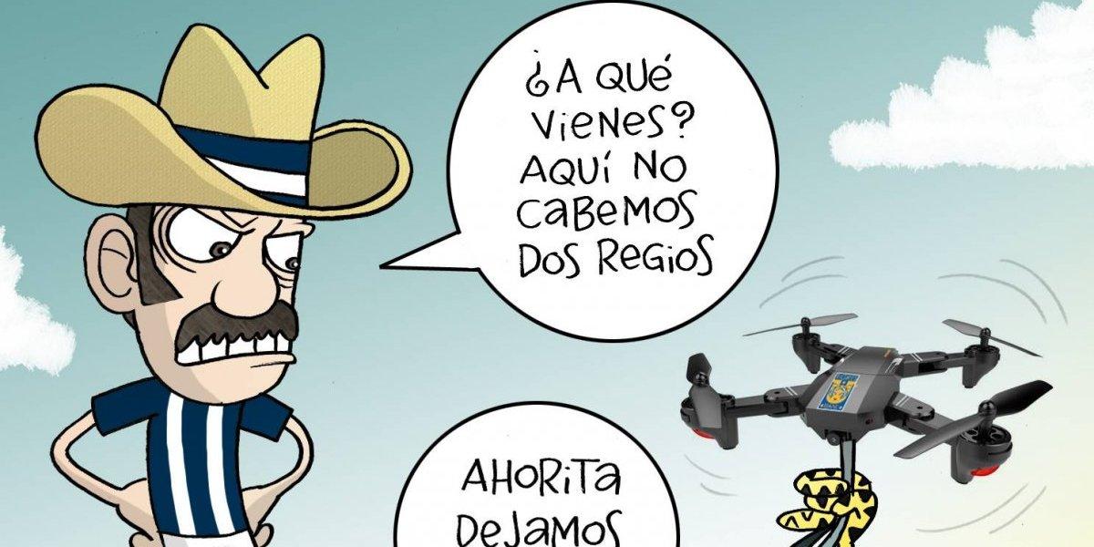 La cima es de Monterrey y Tigres, su más acérrimo rival, se quedó con la segunda casilla