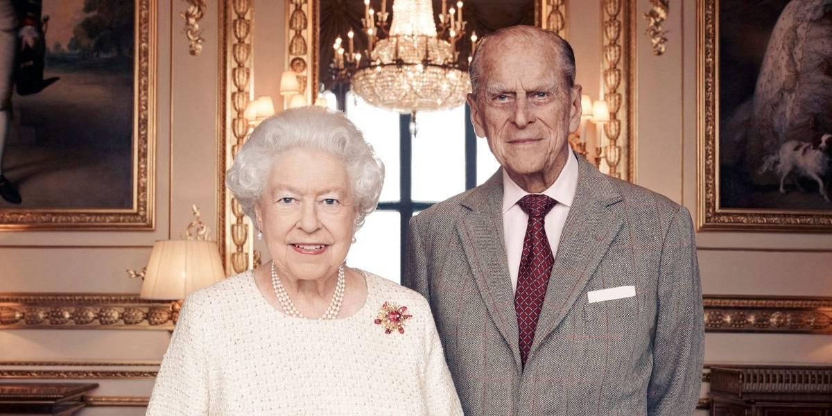 Rainha Elizabeth II e príncipe Philip comemoram 70 anos de casamento