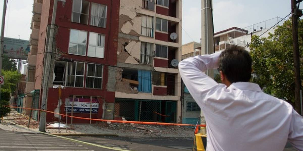 Damnificados rechazan créditos; 'beneficia sólo a inmobiliarias', aseguran